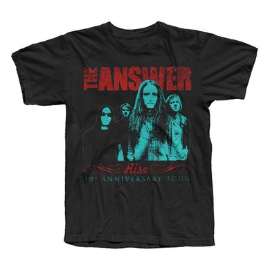 The Answer Rise 10th Anniversary Tour T-Shirt