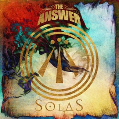 The Answer Solas CD Album CD