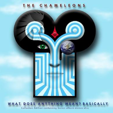 The Chameleons What Does Anything Mean Basically CD