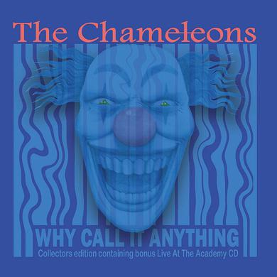The Chameleons Why Call It Anything - 2cd Collectors Edition CD