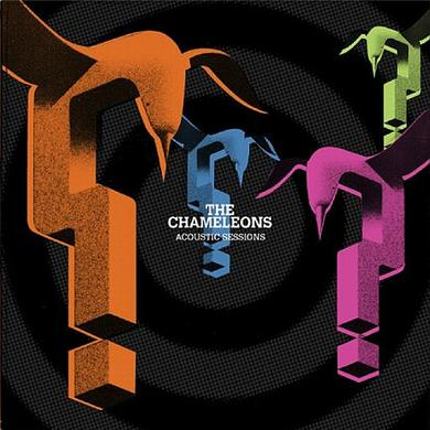 The Chameleons Acoustic Sessions CD