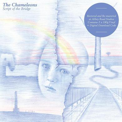 The Chameleons Script of the Bridge (Abbey Road re-master) (2x Heavyweight LP) Double Heavyweight LP (Vinyl)