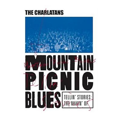 The Charlatans Mountain Picnic Blues: Tellin' Stories, The Makin' Of (Deluxe DVD) DVD
