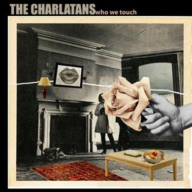 The Charlatans Who We Touch CD Album CD