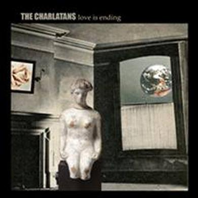 The Charlatans Love Is Ending 7-Inch Single 7 Inch
