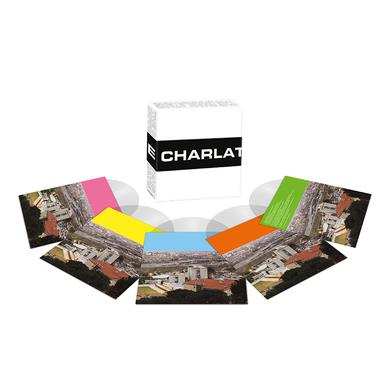 The Charlatans Different Days Limited Edition 7 Inch Box Set Boxset
