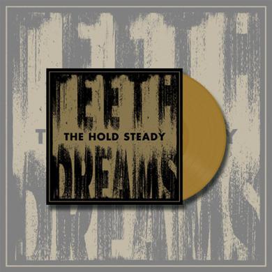 The Hold Steady Teeth Dreams (GOLD LP) LP (Vinyl)