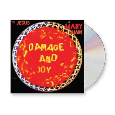 The Jesus and Mary Chain Damage And Joy CD Album CD