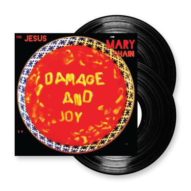 The Jesus and Mary Chain Damage And Joy Double Vinyl Heavy LP Double Heavyweight LP