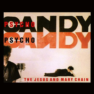 The Jesus and Mary Chain Psychocandy CD Album CD