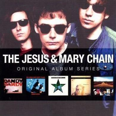 The Jesus and Mary Chain Original Album Series 5CD Set CD