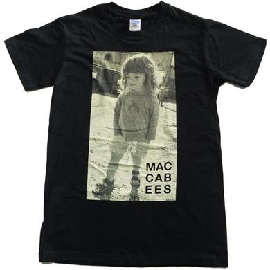 The Maccabees Woman's Black and White Chops T-shirt