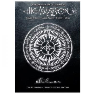 The Mission Silver DVD CD/DVD