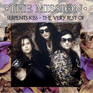 Serpents Kiss: The Very Best Of The Mission CD Album CD