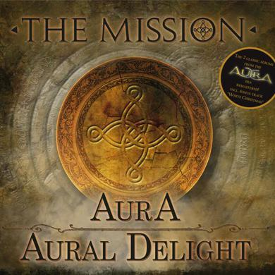 The Mission AurA / Aural Delight 2CD Digipak Album CD