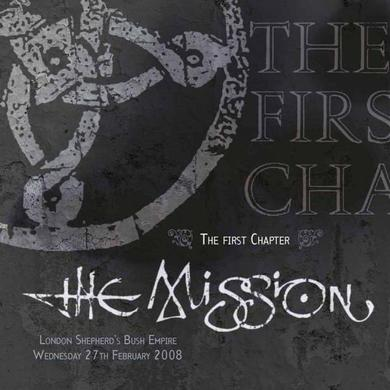 The Mission The First Chapter Live 2LP (Limited Edition Red Vinyl) Double LP