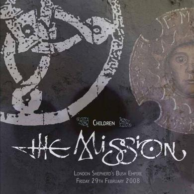 The Mission Children Live 2LP (Limited Edition White Vinyl) Double LP