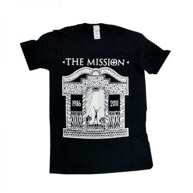 The Mission 25th Year Anniversary T-Shirt