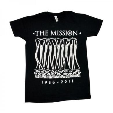 The Mission Stickman 25th Anniversary T-Shirt