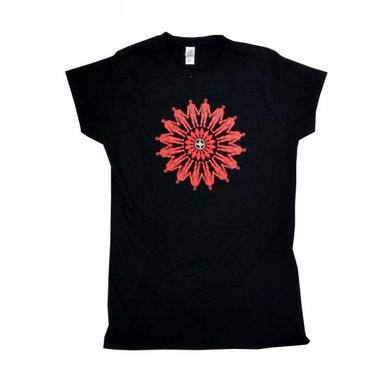 The Mission Blood Red Logo T-Shirt
