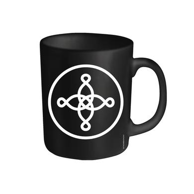 The Mission Black Logo Mug