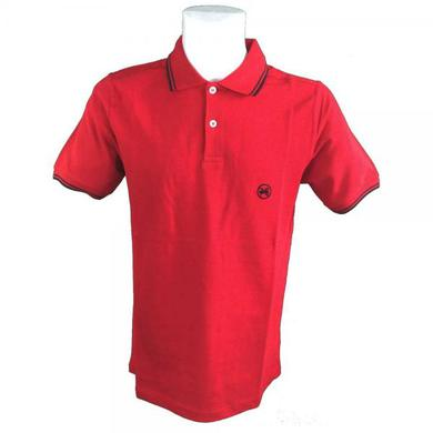 The Prodigy Red Polo Shirt