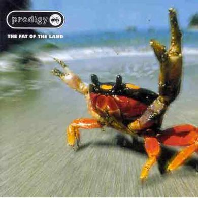 The Prodigy Fat of the Land CD