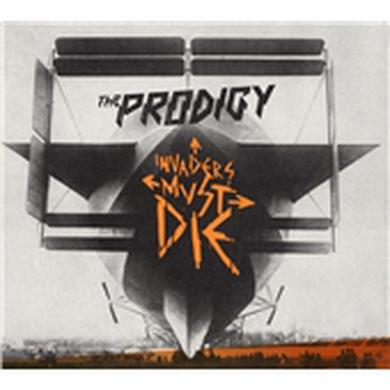 The Prodigy Invaders Must Die (Parental Advisory) [PA] CD