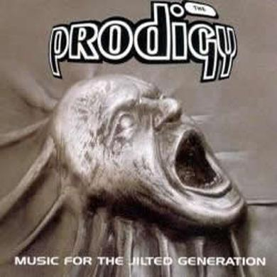 The Prodigy Music For The Jilted Generation LP (Vinyl)