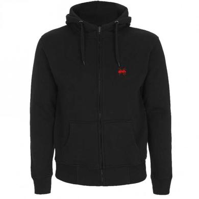The Prodigy Gradient Logo Zip Front Hoody
