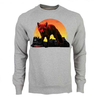 The Prodigy Album Sweatshirt Sports Grey