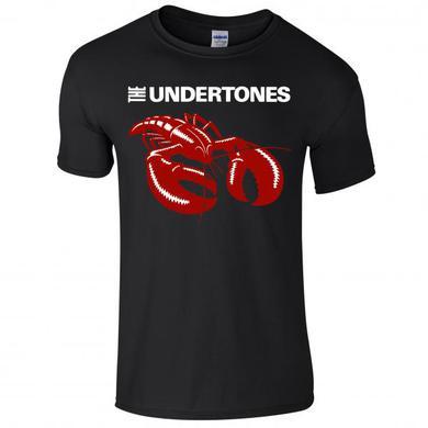 The Undertones Black Lobster T-Shirt