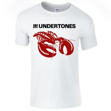 The Undertones White Lobster T-Shirt