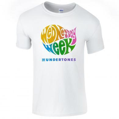 The Undertones White Wednesday Week T-Shirt