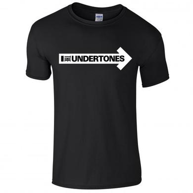 The Undertones Black Logo T-Shirt
