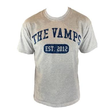 Team Vamps Heather Grey Tee Shirt