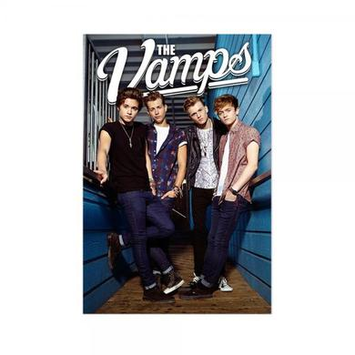 Team Vamps 'Stand Up' Poster