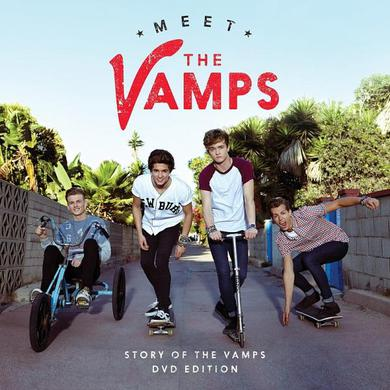 Meet The Vamps - Story Of The Vamps (DVD) DVD