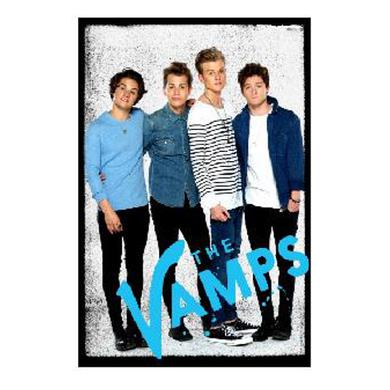 The Vamps Flyer Poster