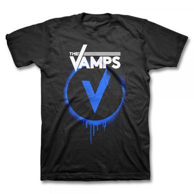 The Vamps Drips Logo T-shirt