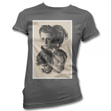 The Vamps Group Portrait Girl's T-Shirt