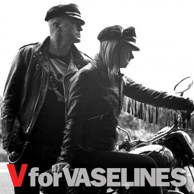 V for Vaselines (Black Vinyl) LP