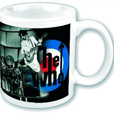 The Who Boxed Mug: On Stage