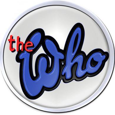 The Who 73 Logo Enamel Pin Badge