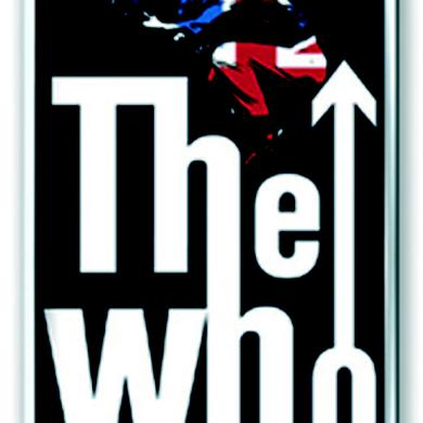 The Who Pin Badge Leap Logo