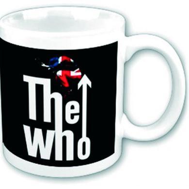 The Who Boxed Mug: Leap Logo
