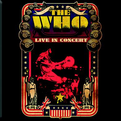 The Who Magnet: Live In Concert