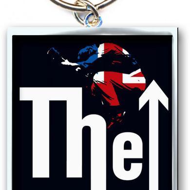 The Who Key Ring Leap Logo