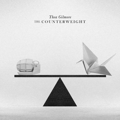 Thea Gilmore The Counterweight Deluxe Double LP (Limited Edition) (Signed) Double Heavyweight LP (Vinyl)