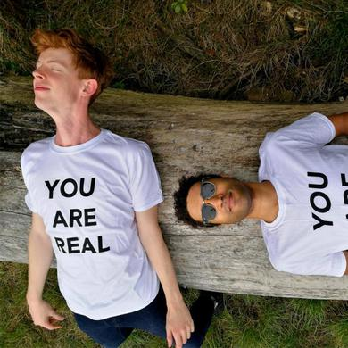 Theme Park You Are Real T-Shirt (White)